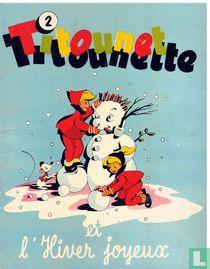 Titounet, Titounette et l'hiver joyeux