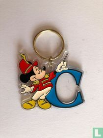 Mickey Mouse - C