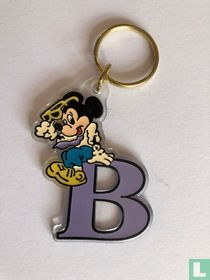 Mickey Mouse - B