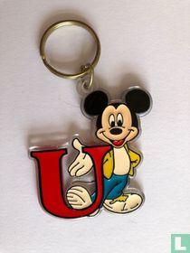 Mickey Mouse - U