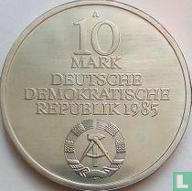 "DDR 10 mark 1985 ""175th anniversary Humboldt university in Berlin"""