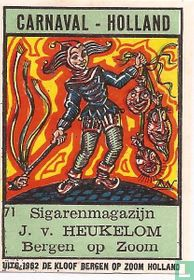 Sigarenmagazijn J. van Heukelom