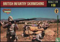 British Infantry Skirmishing