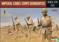 Imperial Camel Corps Dismounted