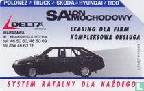 """Salon Samochodowy """"Delta"""""""