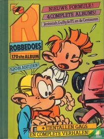 Robbedoes 170ste album