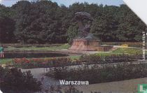 Warszawa - pomnik Chopina