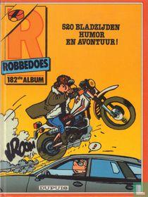 Robbedoes 182ste album