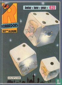 Robbedoes 187ste album