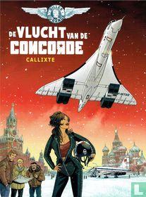 De vlucht van de Concorde acheter