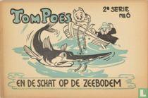 Tom Poes en de schat op de zeebodem