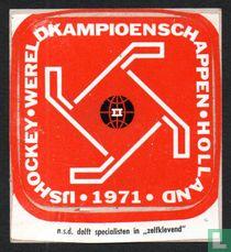 IJshockey Nederland : WK Holland 1971