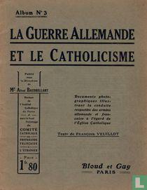 La Guerre Allemande et le Catholicisme 3