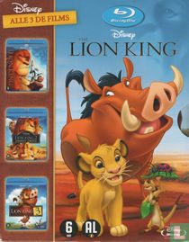 The Lion King - All 3 movies [volle box]