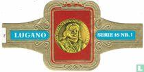 Médaille commémorative avant Michel de Ruyter