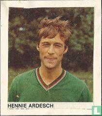Hennie Ardesch