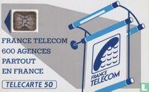 600 Agences partout en France