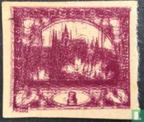 Hradcany castle misprint