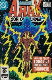 Arak/Son of Thunder 33