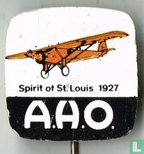 A.H.O. Spirit of St. Louis 1927