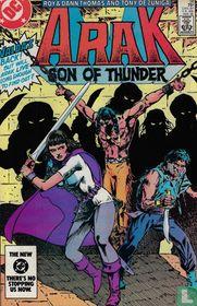 Arak/Son of Thunder 38