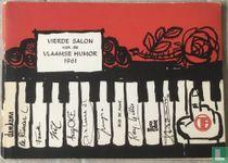 Vierde Salon van de Vlaamse Humor