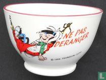 """Spaghettikom - """"Ne pas deranger"""" - Guust Flater"""
