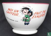 """Spaghettikom - """"Moi un gaffeur... / Faut pas exagerer"""" - Guust Flater"""