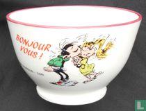 """Spaghettikom - """"Bonjour vous !"""" - Guust Flater"""