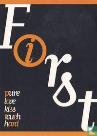 """i postcard """"First"""""""