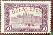Budapest with print