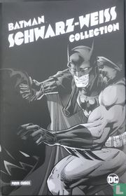 Batman Schwarz-Weiss collection