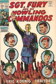 Sgt. Fury and his Howling Commandos 65