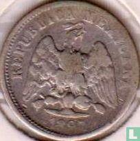 Mexico 10 centavos 1897 (Go R)