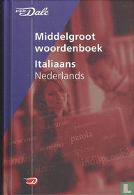 Woordenboek Nederlands-Italiaans en Italiaans-Nederlands