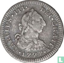 Mexico ½ real 1777