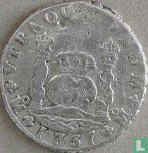 Mexico 8 reales 1737
