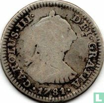 Mexico 1 real 1781