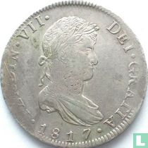 Mexico 8 reales 1817