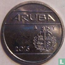 Aruba 25 cent 2015