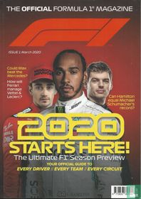 The official Formula 1 magazine 1