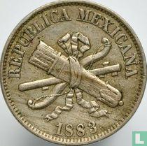 Mexico 2 centavos 1883