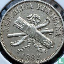 Mexico 2 centavos 1882