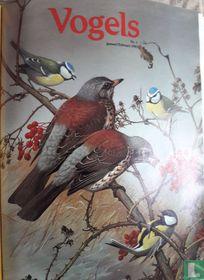 Vogels 1 januari/februari