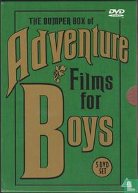 The Bumper Box of Adventure Films for Boys [volle box]