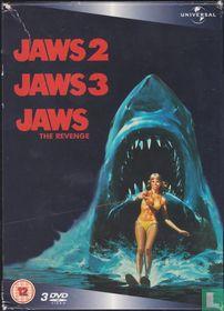 Jaws 2 Jaws 3 Jaws: The Revenge