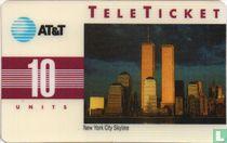 AT&T New York Skyline