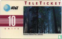 AT&T Redwood National Park, California