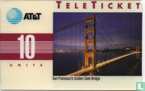 AT&T San Francisco's Golden Gate Bridge