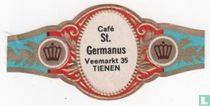 Café St.Germanus veemarkt 35 Tienen